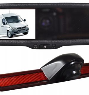 Rear View Camera & Screen Set Package